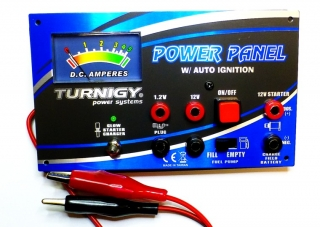 Power panel Turnigy